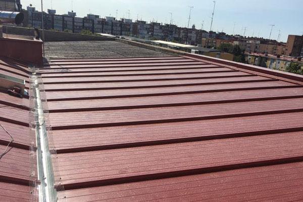 Reparacion de cubiertas Madrid | Impertec SL