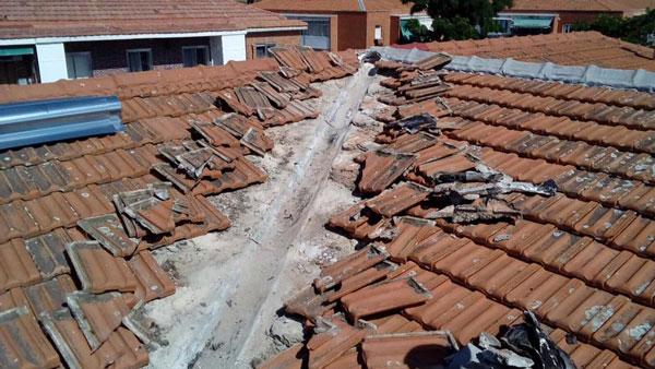 reparaciones de tejados
